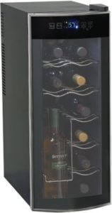 Avanti 12 Bottle Thermoelectri Wine Cooler