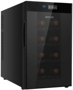 BESTEK 8 Bottle Thermoelectric Wine Cooler