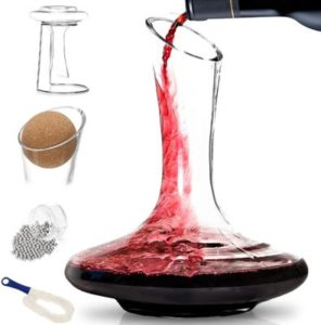 BTaT Decanter With Drying Stand