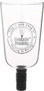 Guzzle Buddy The Original Beer Glass Topper