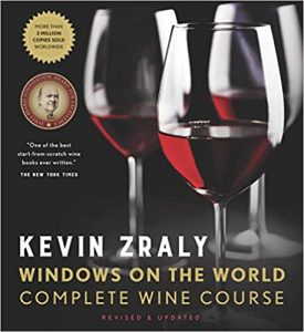 Kevin Zraly Windows on the World Complete Wine Course – Illustrated, October 16, 2018