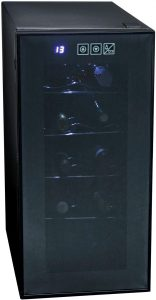 Koolatron KWT10BN Thermoelectric Wine Cooler