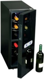 Koolatron WC12DC Thermoelectric Wine Cooler