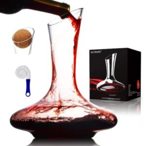 NUTRIUPS Wine Decanters