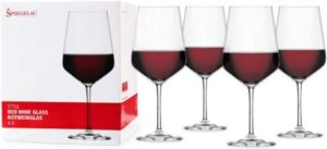 Spiegelau Professional Style Red Wine Glasses