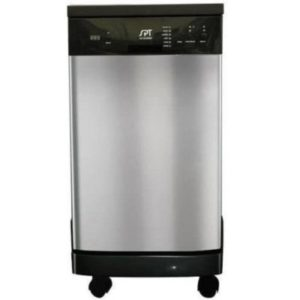 SPT SD-9241SS Energy Star 18 Portable Dishwasher