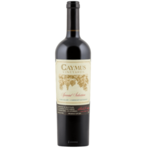Caymus Special Selection Cabernet Sauvignon Best Wine For Mulled Wine