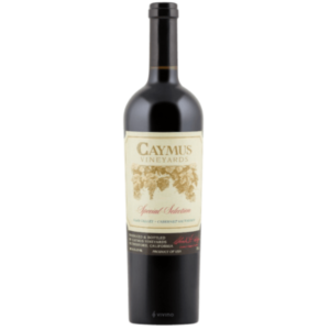 Caymus Special Selection Cabernet Sauvignon Best Red Wines For Cooking