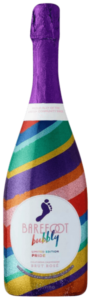 Barefoot Bubbly Limited Edition Pride Brut Rosé Champagne