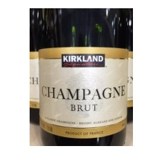 Kirkland Signature Champagne Brut Best Grocery Store Champagne